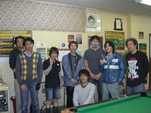 所勘治プロ チャレンジマッチ 2012.11.3