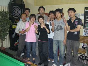 青木絵美プロ チャレンジマッチ 2012.10.9