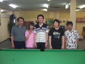 高野智央プロ チャレンジマッチ 2010.7.14