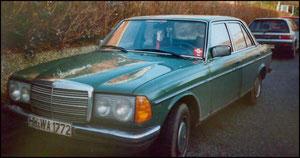 Mercedes 200 D 1978