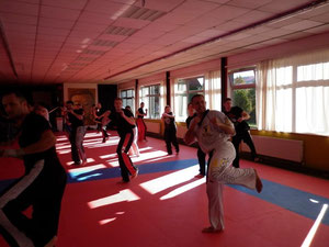 Pointfighting Seminar mit Zvonko Gribl