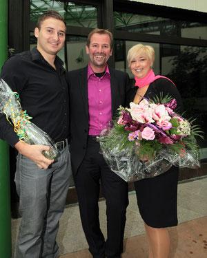 Prinzenpaar 2013: Jennifer I. Steinberg & Kevin I. Pauli