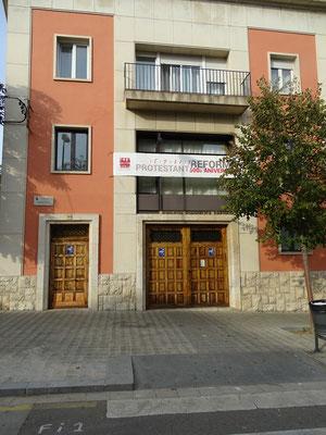 Iglésia Evangèlica Baptista in Figueres