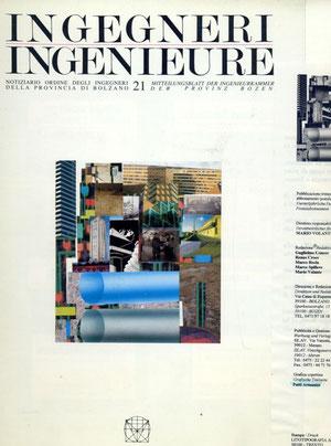 Mein Titelbild für das Informationsblatt der Ingenieurkammer Prov. Bozen