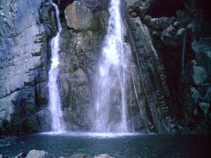 les chutes de tourwaz à Aghdir