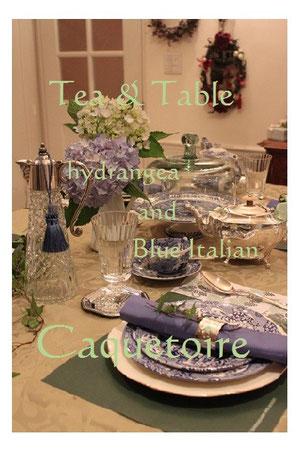 2012年7月のテーブル