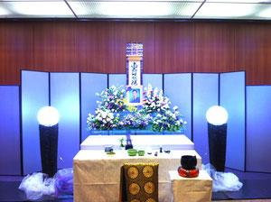 鶴見斎場 家族葬
