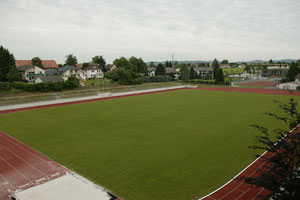 Rasenplatz Mittelschule (ehem. Hauptschule/Gymnasium)