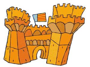 Torres de Serrano de Valencia (España)