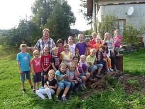Kinderferienprogramm 2012