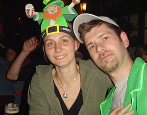 2007 März | Irish Pub, St. Patricks Day