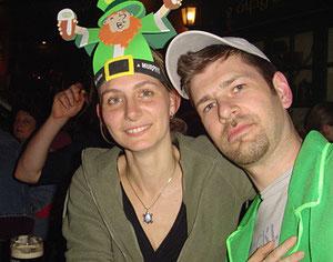 2007 März | Irish Pub, St. Patricks Day