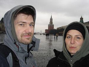 2007 April | Moskau