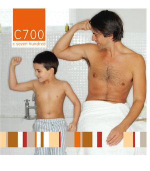 C700 - family towels 2006