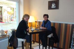 Ulrike und Jutta im Schokoladentraumland!