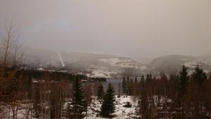 Der nächste Schneesturm kommt 7.11.