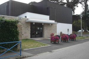 Salle du Cairn à Larmor Baden