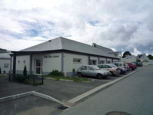 Salle Gilles Gahinet à Baden