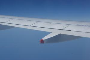 Rückflug nach ZRH