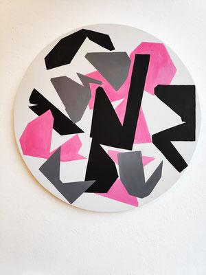 Ulla Pedersen in der Galerie SEHR  April 2019