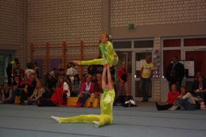 Vizelandesmeister 2011 - Paar Mx Kl. C