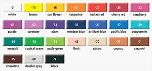 Gamma colori Fimo soft
