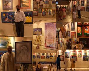 Выставка в Бомбее