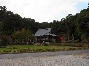 「観音寺」の遠景