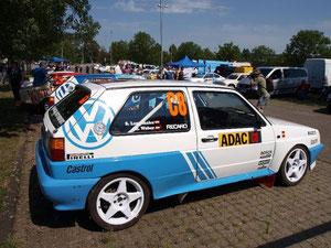 Rallye Golf Wob CL 636