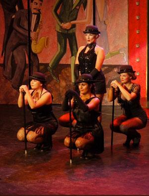 Cabaret-KitKatClub SALLY BOWLES, Sommer 2012