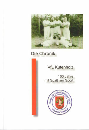 Die Chronik, erschienen zum 100-jährigen Jubiläum