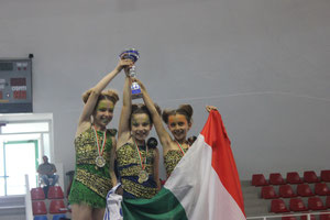 campionesse italiane fitkid gym and dance 2012 trio