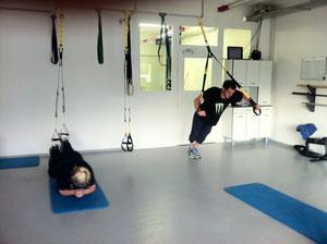 Parcour Training