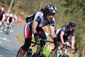 Tour d'Energie 2010, auf der Strecke