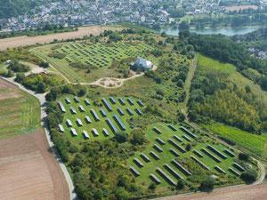 Planta fotovoltaica. Kobern-Gondorf, Alemania
