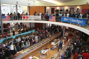 """Ausstellung 2005 """"American Railroads"""""""