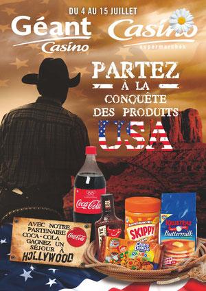 OPE USA pour GEANT CASINO