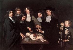 """De anatomische les van Dr. Frederik Ruysch""."