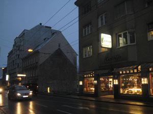Herrenstraße 44 im Jänner 2014