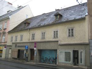 Herrenstraße 44 im Frühling 2013