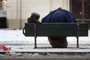 Du gibst unserer Obdachlosigkeit unserer Seele Heimat!