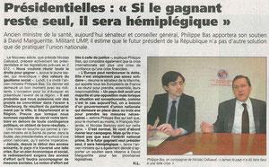 Presse de la Manche, 20.12.2011