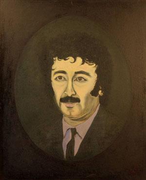 Auto-portrait du peintre à 38 ans