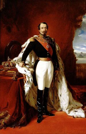 Napoleon III., F.-X. Winterhalter