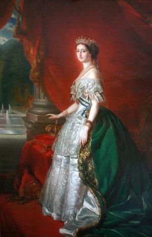 Kaiserin Eugenie, Winterhalter