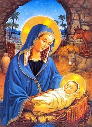 Saint Marie - immaculée conception