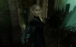 Sasha main character