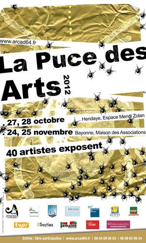 exposition Puce des arts