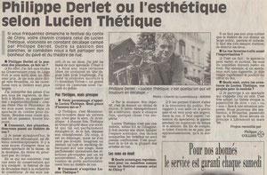 Interview sur le théâtre de rue (les pavés), le festival des contes de Chiny et Oui ou Non mis en scène par Ariane Bubhinder