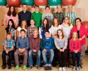 3.NMS mit KV Elfriede Meier